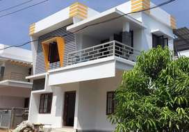 A NEW 3BHK 1280SQ FT 3CENTS HOUSE IN CHIYYARAM,THRISSUR