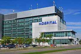 100+ candidates required for HOSPITALS