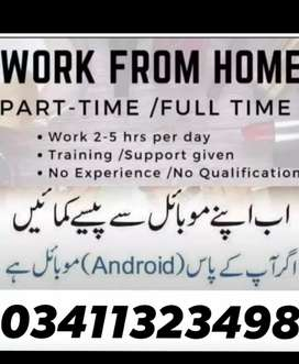Online job for students and home based8