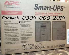 APC Smart UPS 1000VA/1500VA BOX PACKED