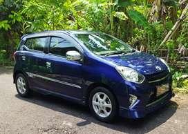 Toyota AGYA TRD S 2014 simpanan tg1 dr baru