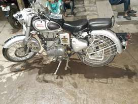Salling Royal Enfield, single owned and well maintained & low milage