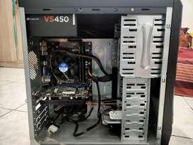 Komputer Rakitan Intel Haswell i5 4460 RAM 12 GB tanpa monitor