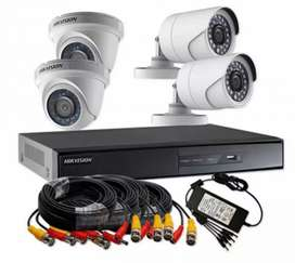 CCTV security setup for home and business