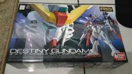 Rg Destiny Gundam Bandai
