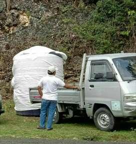 Tandon air 5000 liter bahan plastik pvc Boyolali