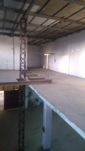 Ashiana road near Azam Chowk 1 knal 2 story building Hall for rent