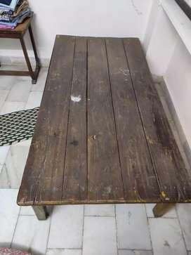 """Pure Nepali Shakhu wooden bed 3"""" X 6"""""""