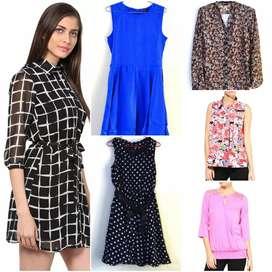 Trendy Tops - Buy Ladies Tops & Dresses, kurties