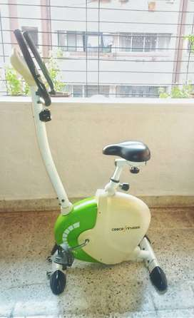Exercise Fitness Bike, COSCO, exellent condition, sparingly used