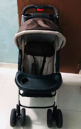 Pram juniors brand. Used only 6 months