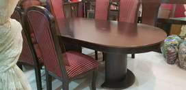 8 persons Dining Table