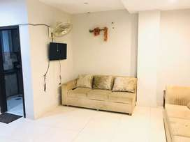 one bed fully furnished appartment for sale