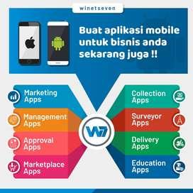 Jasa Pembuatan Aplikasi Android & IoS