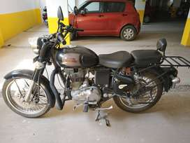 Well maintained single used Classic 350.