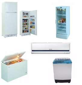 Servis Kulkas, Showcase, Freezer, Chiller, Service AC, Mesin Cuci