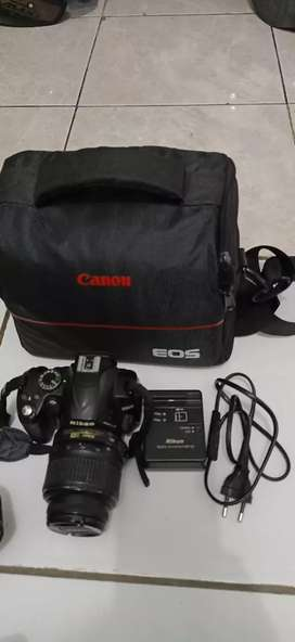 Dijual Butuh Camera Nikon D3000