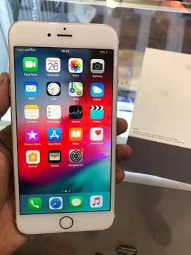 Iphone 6s Plus 16GB Gold mulus no lecet