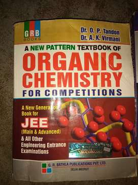 Organic Chemistry for all competitive exam