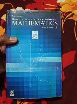 R.S. AGGARWAL, CLASS XII CBSE maths book