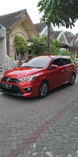 Dijual Toyota Yaris TRD Sportivo 2015 ciamik soro