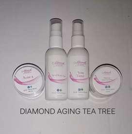 Marwah skincare DIAMOND AGING TEA TREE