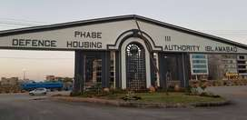 DHA Phase 3, Sector-G , Army Service Plot File For Sell