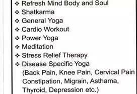 Presnol yoga trainer