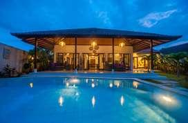 3BR Axros Villa disewakan di Ubud