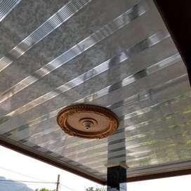 Jasa Pemasangan Plafon PVC, Gypsum area Salatiga