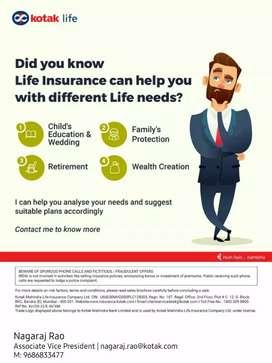 Kotak Life Insurance advisor.