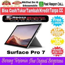 Microsoft Surface Pro 7 [8GB/256GB/i5/WPro]DItoko Bisa TT/SPLit/KreDit