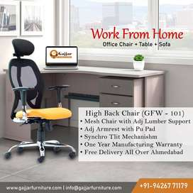 Revolving Chair Manufacturer In Ahmedabad