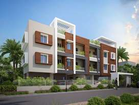 2 BHK Flats available in Jagamara