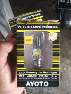 Lampu ayoto m2a