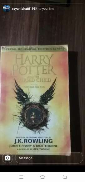 Harry potter and other books