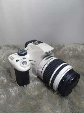 Kamera DSLR Murah Pentax KX Not Canon 1100d 1200d 1000d Nikon D3100