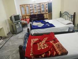 4 Bed Room Available for Rent Daily