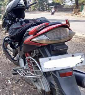 In very good condition, and one self start bike...