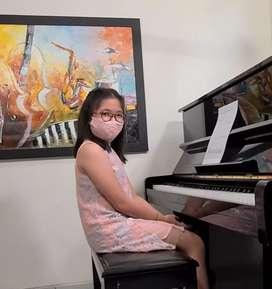 Les Kursus Privat Piano Keyboard Gitar Biola Bandung
