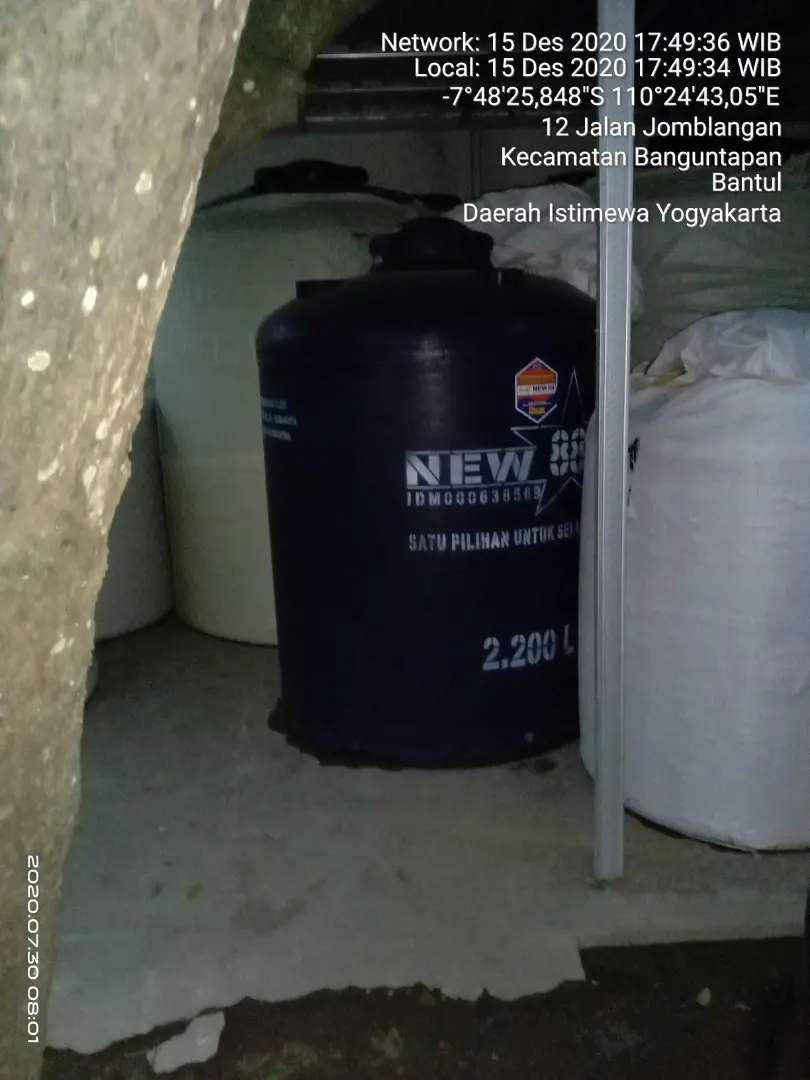 Tandon air Jogja pro88 Tandon 2000 ready Tandon 5000 bahan plastik 0