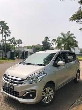 Suzuki Ertiga GX AT 2016 LOW KM Pajak Panjang