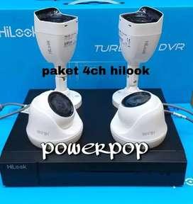 Cctv Depok kamera 2 MP online via smartphone
