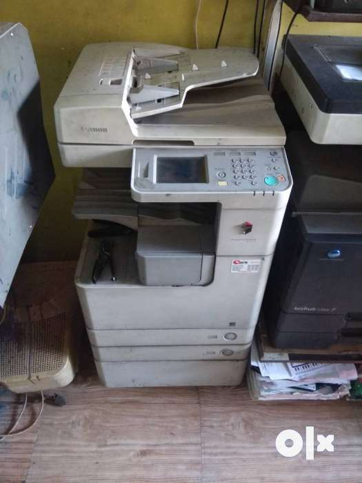 White All-in-one Photocopier 0