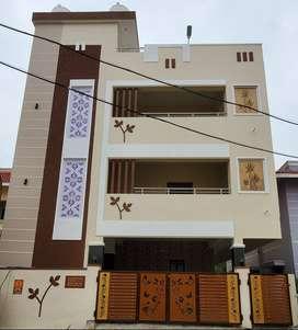 New 3BHK house near Prozone mall,saravanampatty ,GF + car parking