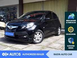 [OLX Autos] Honda Brio 2016 E 1.2 Bensin M/T Hitam #Rasya Auto Car