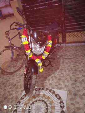 Good condition bike arjent seal bike onely bya in 3months