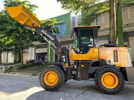 Jual alat berat Wheel loader,forklift,excavator,hand palet