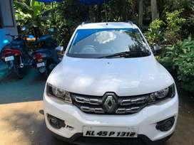 Renault KWID 2017 Petrol Good Condition