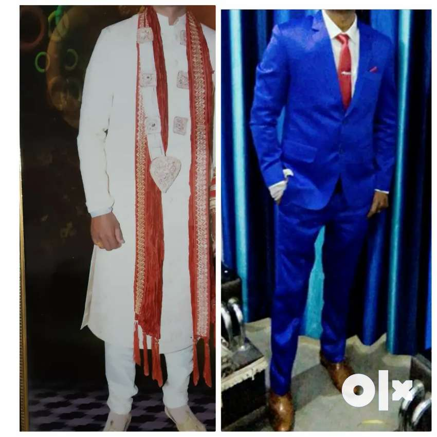 Sherwani and Pant Suit..price negotiable 0